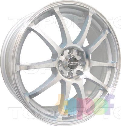 Колесные диски Kyowa KR734. Изображение модели #2