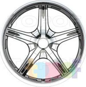 Колесные диски Kyowa KR740. Изображение модели #1
