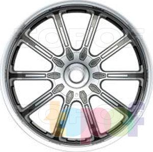 Колесные диски Kyowa KR741. Изображение модели #1