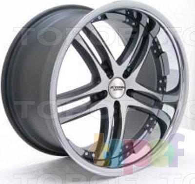 Колесные диски Kyowa KR743. Изображение модели #1