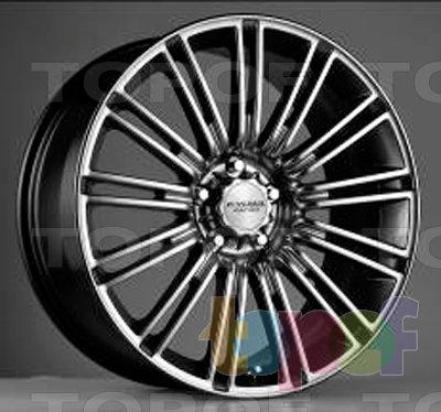 Колесные диски Kyowa KR746. Изображение модели #1
