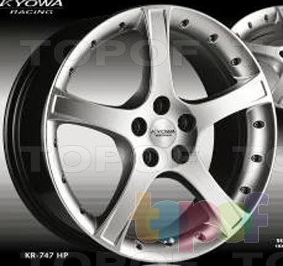 Колесные диски Kyowa KR747. Изображение модели #1