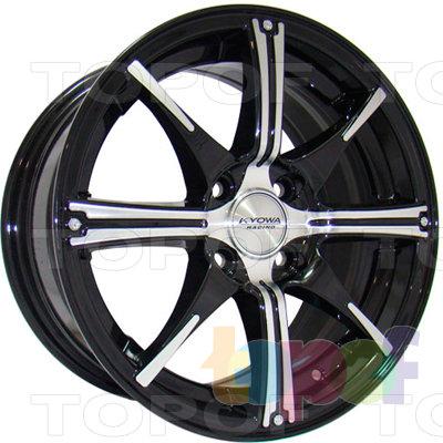 Колесные диски Kyowa KR751. Изображение модели #1