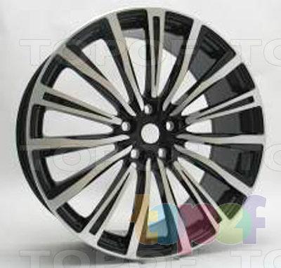 Колесные диски Kyowa KR759. Изображение модели #1