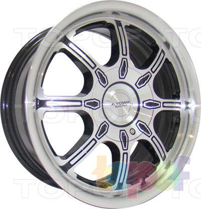 Колесные диски Kyowa KR761. Изображение модели #1