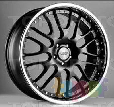 Колесные диски Kyowa KR770. Изображение модели #1