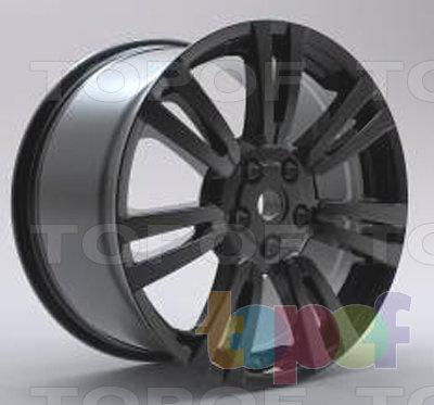 Колесные диски Kyowa KR773. Изображение модели #1