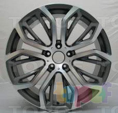 Колесные диски Kyowa KR792. Изображение модели #1