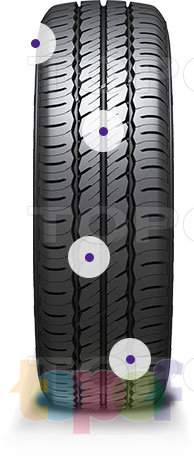 Шины Laufenn X Fit Van. Изображение модели #3