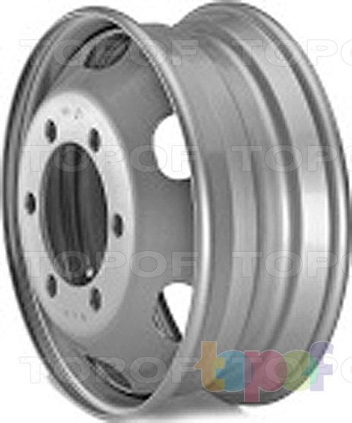 Колесные диски Lemmerz для автобусов 5,25x17,5