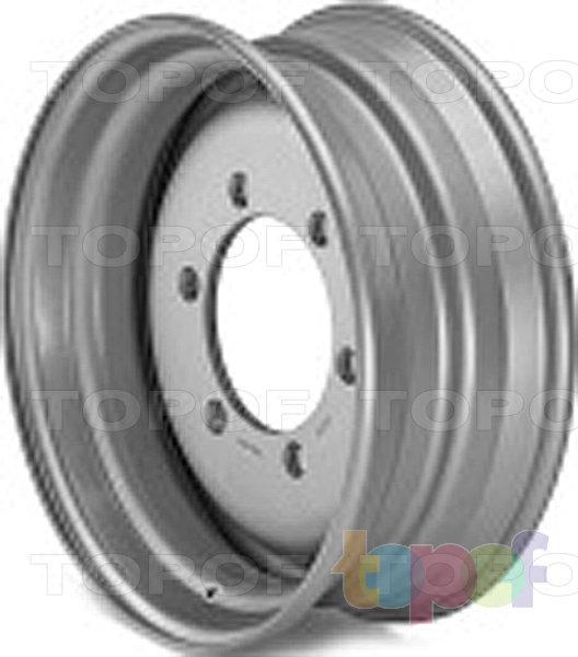Колесные диски Lemmerz для автобусов и прицепов 6,00x17,5