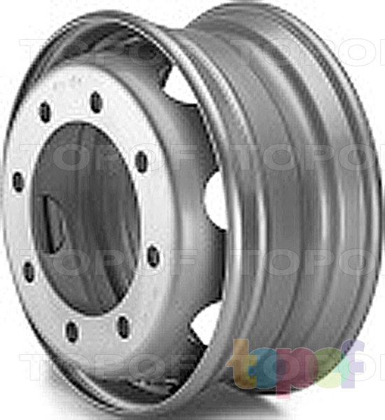 Колесные диски Lemmerz для автобусов и прицепов 6,75x17,5