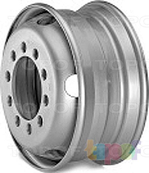 Колесные диски Lemmerz для автобусов и прицепов 6,75x17,5. для прицепов