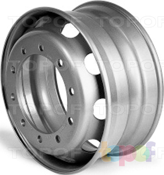 Колесные диски Lemmerz для автобусов и прицепов 9,00x22,5. Изображение модели #1