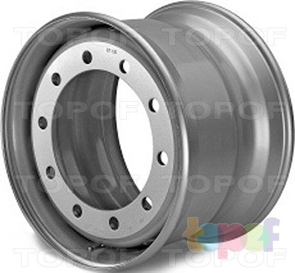 Колесные диски Lemmerz для прицепов 11,75 и 14,00 x19,5