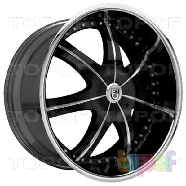 Колесные диски Lexani CS 1. Изображение модели #1