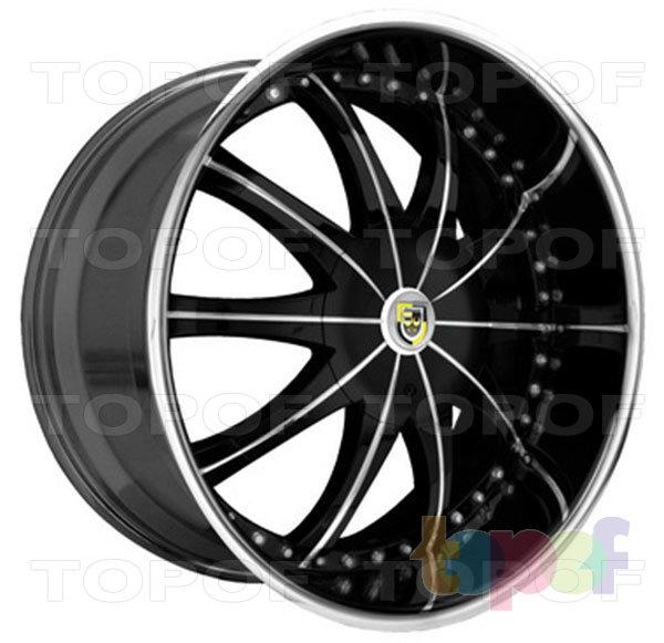 Колесные диски Lexani CS 2. Изображение модели #1