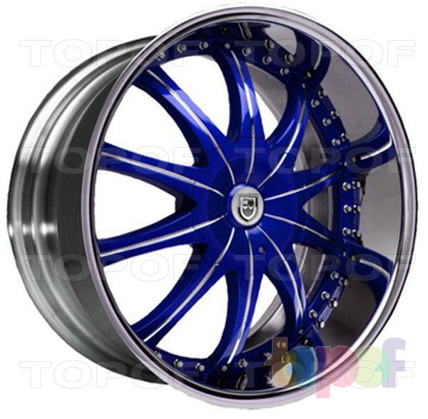 Колесные диски Lexani CS 2. Изображение модели #2