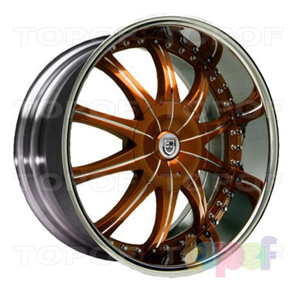 Колесные диски Lexani CS 2. Изображение модели #5