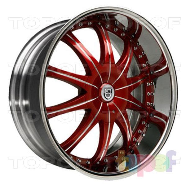 Колесные диски Lexani CS 2. Изображение модели #7