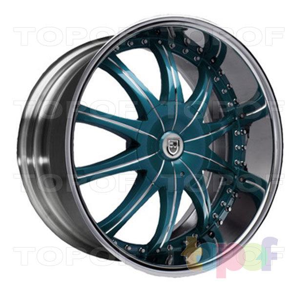 Колесные диски Lexani CS 2. Изображение модели #8