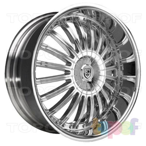 Колесные диски Lexani CS 3. Изображение модели #3