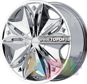Колесные диски Lexani Ice. Изображение модели #1