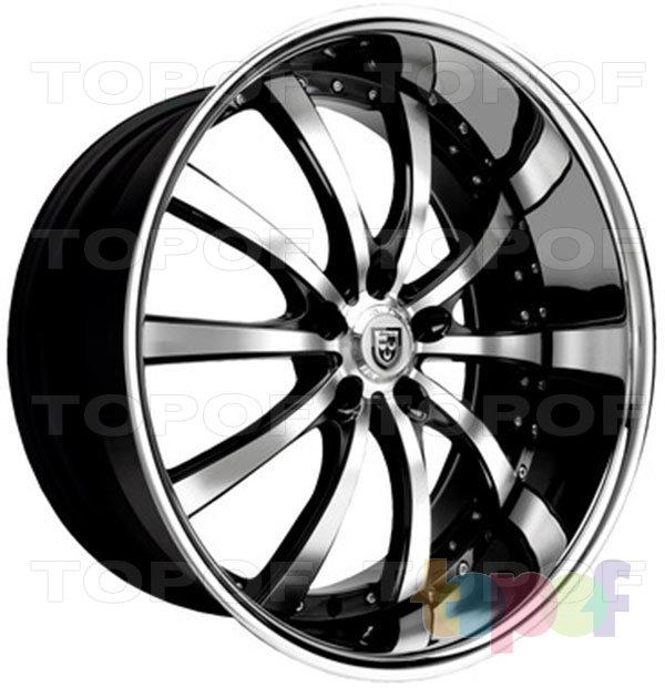 Колесные диски Lexani LSS 10. Изображение модели #1
