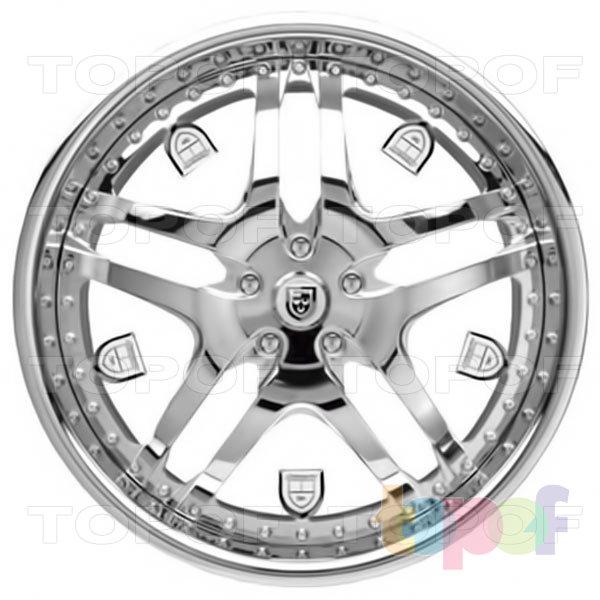 Колесные диски Lexani LTB701. Изображение модели #1