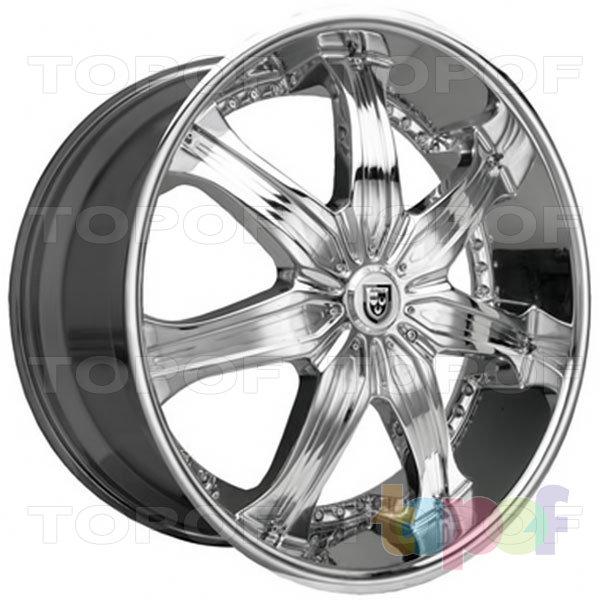 Колесные диски Lexani LX 7. Изображение модели #1