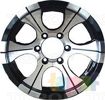 Колесные диски LF Works LF114 Dick. Изображение модели #2