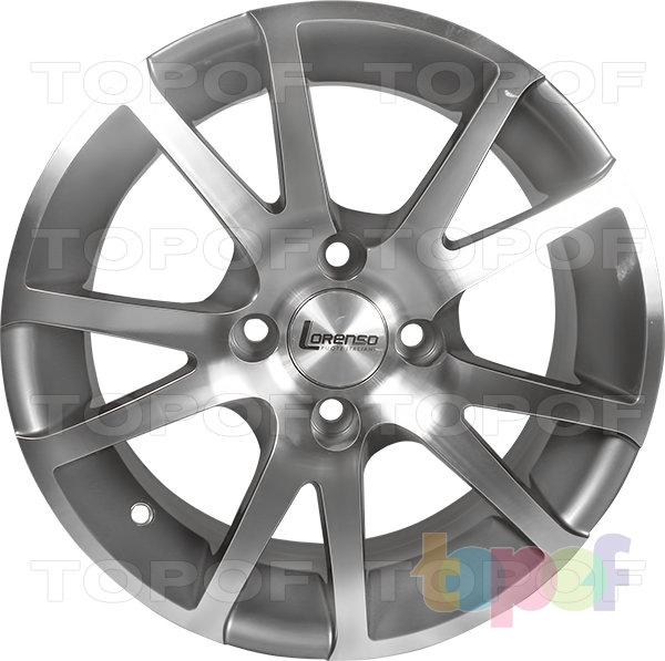 Колесные диски Lorenso 1005. Изображение модели #2