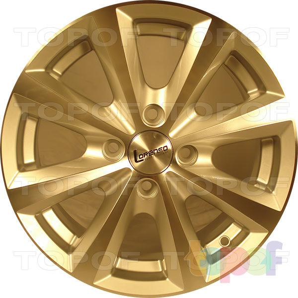 Колесные диски Lorenso 1006