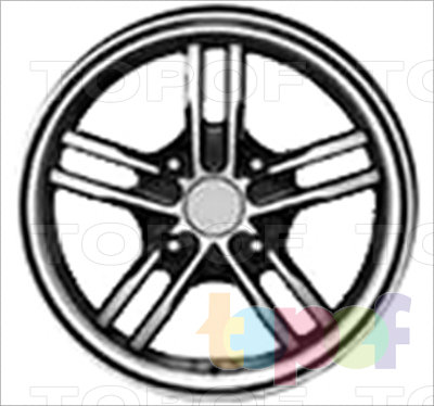 Колесные диски Lorenso 1010