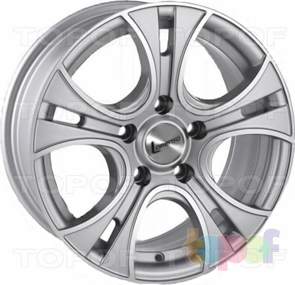 Колесные диски Lorenso 1013