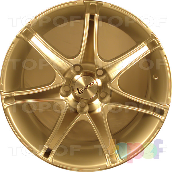 Колесные диски Lorenso 1016