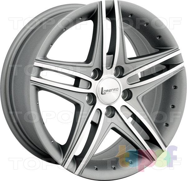 Колесные диски Lorenso 1029