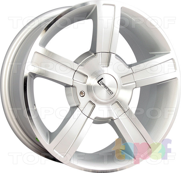 Колесные диски Lorenso 1040