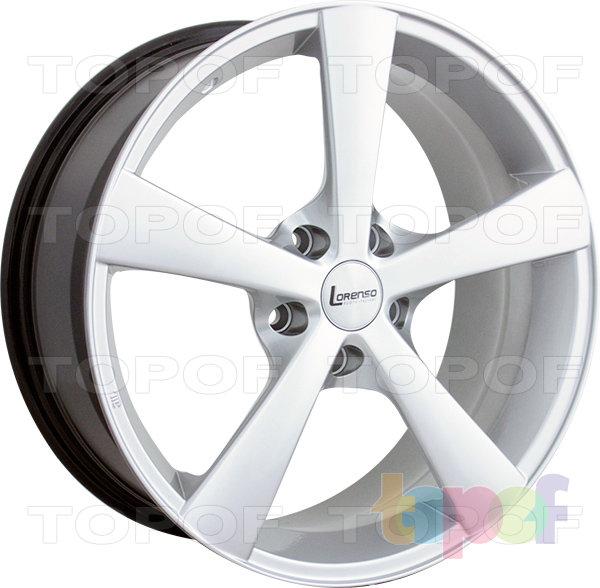 Колесные диски Lorenso 1044. Изображение модели #1