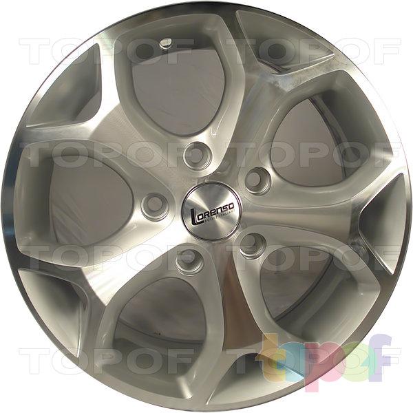 Колесные диски Lorenso 1061. Изображение модели #1