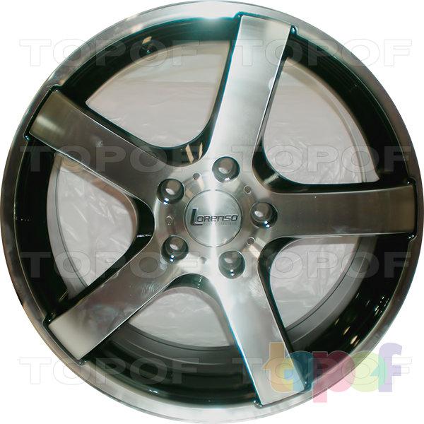 Колесные диски Lorenso 1087