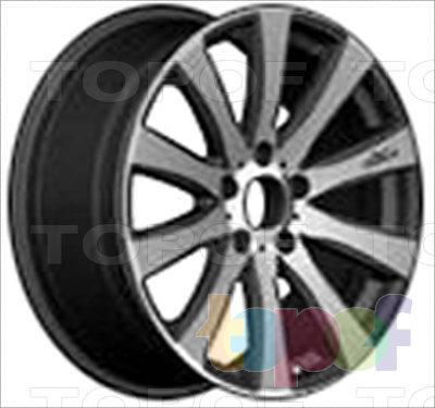 Колесные диски Lorenso 1098. Изображение модели #1