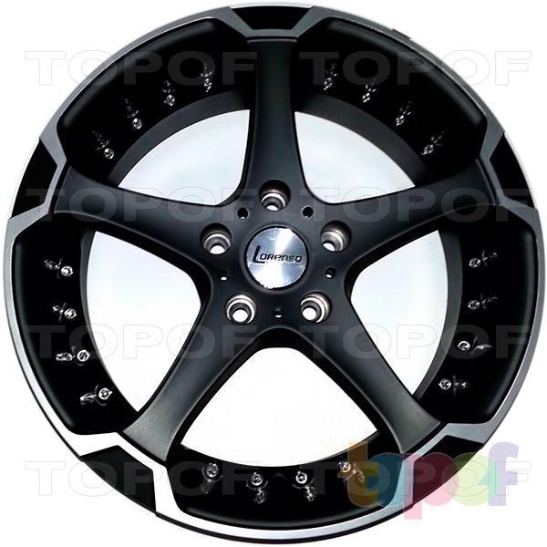 Колесные диски Lorenso 1106