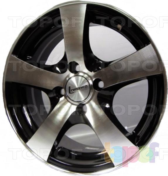Колесные диски Lorenso 1135. Изображение модели #1