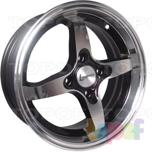 Колесные диски Lorenso 1138. Изображение модели #1