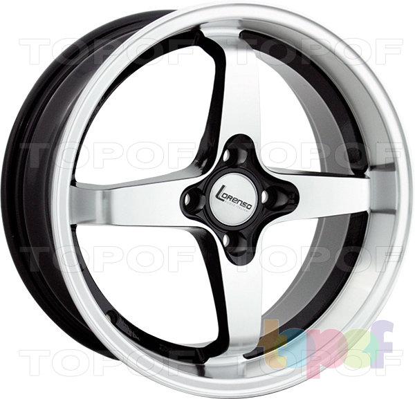 Колесные диски Lorenso 1138. Изображение модели #2