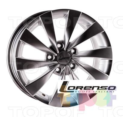Колесные диски Lorenso 1140