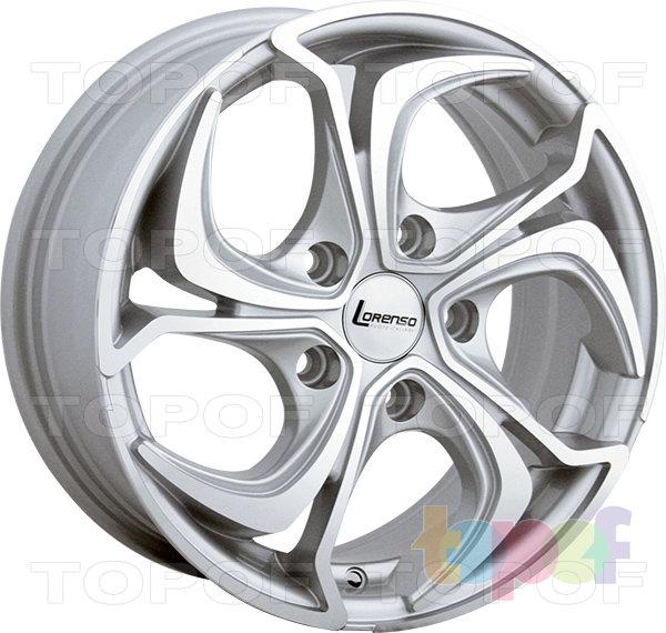 Колесные диски Lorenso 1310. Изображение модели #1