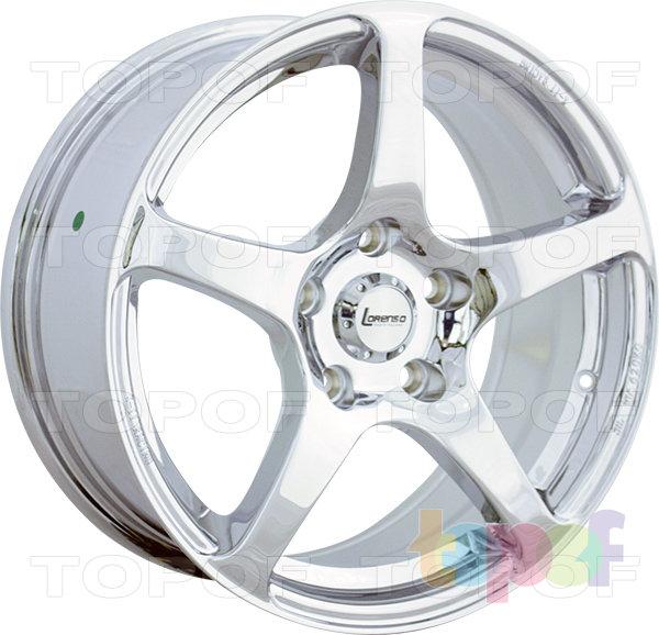Колесные диски Lorenso 1313. Изображение модели #1