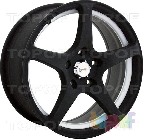 Колесные диски Lorenso 1313. Изображение модели #2
